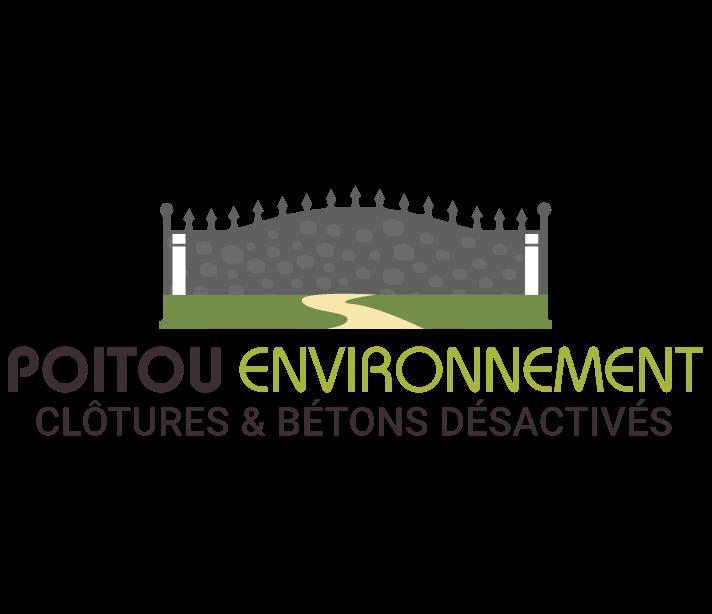 Logo Poitou Environnement